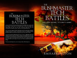 Bushmaster Tech Files Cover Wrap